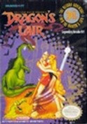 Dragon's Lair - NES Game