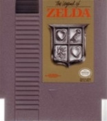 Legend of Zelda, The - NES Game