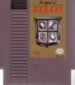 Legend of Zelda, The - NES Game