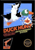 Duck Hunt - NES GameDuck Hunt - NES Game