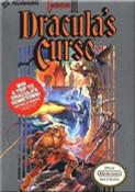 Castlevania III Dracula's Curse - NES Game box art