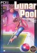 Lunar Pool - NES Game