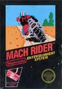 Mach Rider - NES Game