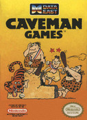 Caveman Games - NES Game