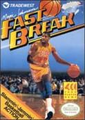 Magic Johnson's Fast Break - NES Game