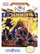 Magic of Scheherazade, The - NES Game