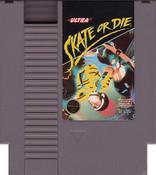 Skate or Die - NES Game