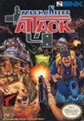 Mechanized Attack - NES Game