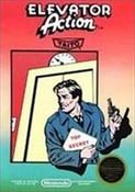 Elevator Action - NES Game