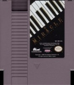 Miracle Piano Teaching System,The - NES Game