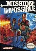Mission Impossible - NES Game