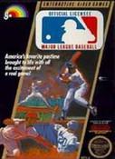 MLB Major League Baseball for sale Nintendo NES game box.