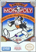 Monopoly - NES Game