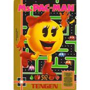 Ms. Pac-an Tengen Video Game For Nintendo NES