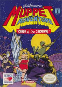 Muppet Adventure Chaos Carnival - NES Game