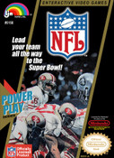 NFL Football - NES Game