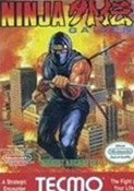 Ninja Gaiden Nintendo NES video game box art image pic