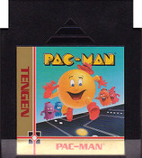 Pac-Man (Tengen) - NES Game