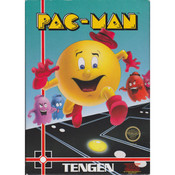 Pac-Man Video Game For Nintendo NES