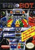 Pin Bot(PinBot) - NES Game