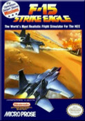 F-15 Strike Eagle - NES Game