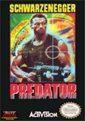 Predator - NES Game