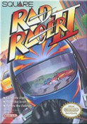 Rad Racer II (2) - NES Game