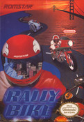 Rally Bike - NES Game