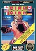 Ring King Boxing - NES Game