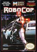 RoboCop - NES Game box cover