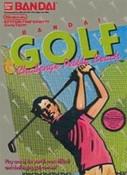 Bandai Golf Pebble Beach - NES Game