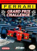 Ferrari Grand Prix Challenge - NES Game