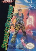 Snake's Revenge Metal Gear 2 - NES Game