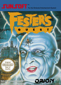 Fester's Quest - NES Game