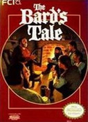 Bard's Tale,The - NES Game