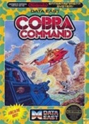 Cobra Command - NES Game