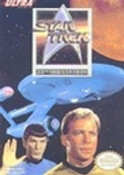 Star Trek 25th Anniversary - NES Game