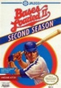 Bases Loaded II Second Season - NES Game