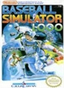 Baseball Simulator 1.000 - NES Game