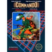 Commando - NES Game