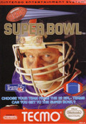 Tecmo Super Bowl NFL Football Nintendo NES game box image pic