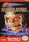 Tecmo Super Bowl NFL Football Nintendo NES game box image pic
