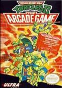 TeenageMutant Ninja Turtles II TMNT 2 Nintendo NES game box image pic