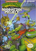 Teenage Mutant Ninja Turtles III - NES Game