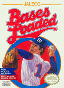 Bases Loaded - NES Game