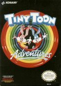 Tiny Toon Adventures - NES Game