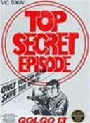 Golgo 13 Top Secret Episode - NES Game