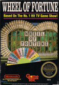 Wheel of Fortune - NES Game