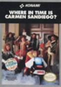 Where in Time is Carmen Sandiego? - NES Game