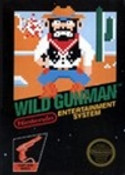 Wild Gunman - NES Game